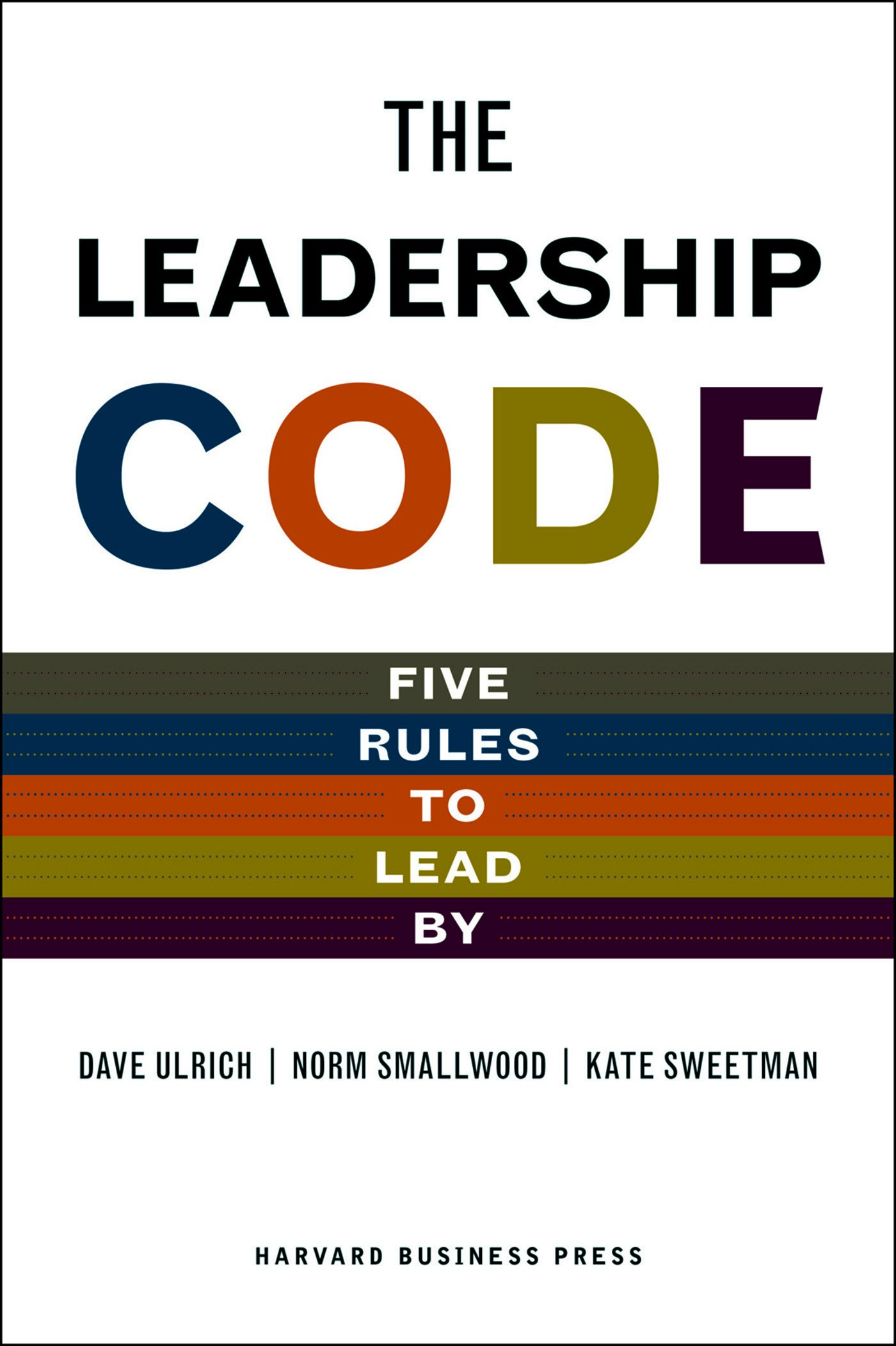 Leadership Code Index Book
